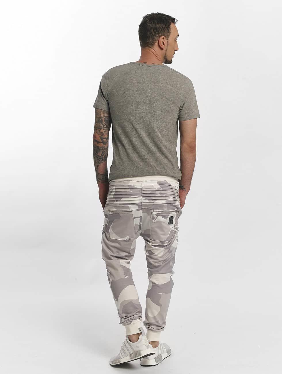 VSCT Clubwear joggingbroek Biker wit