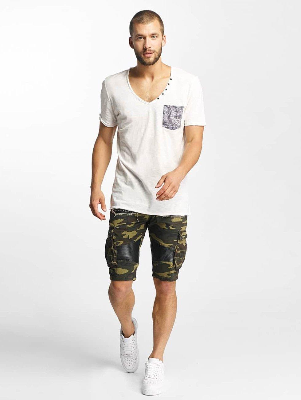 VSCT Clubwear shorts Biker camouflage