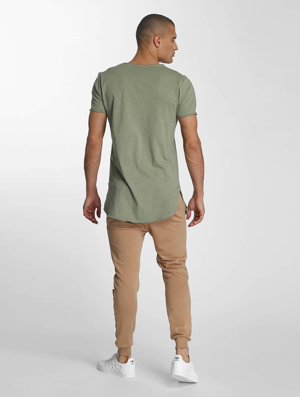 VSCT Clubwear T-skjorter Flamed Pkt khaki