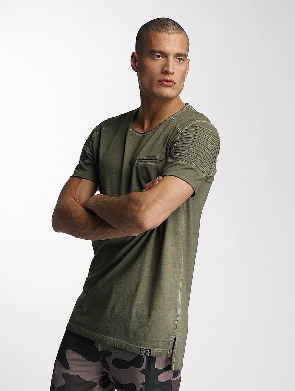 VSCT Clubwear T-skjorter Biker khaki