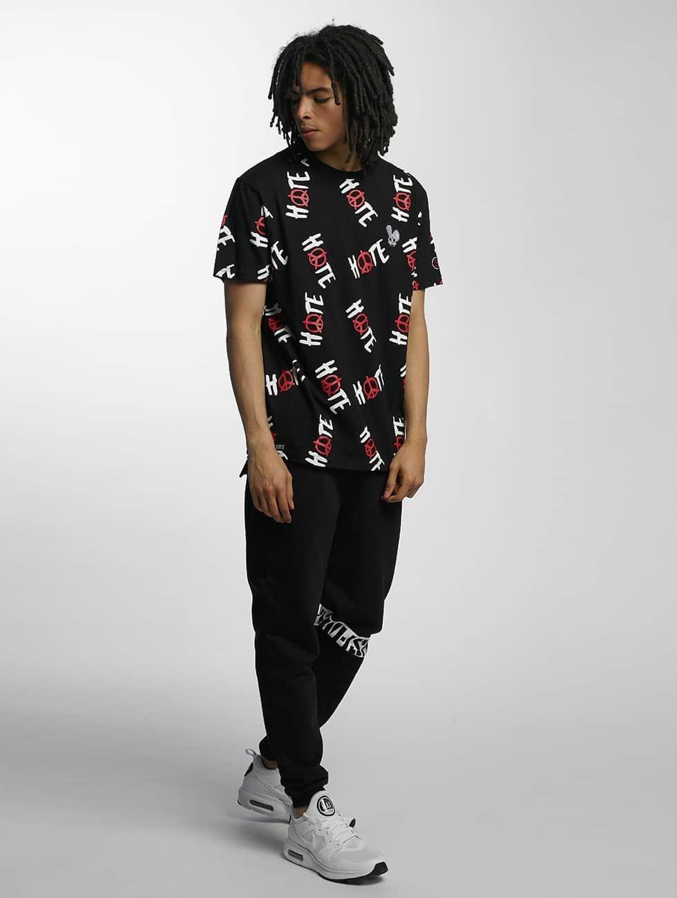 Who Shot Ya? T-Shirt Hate black