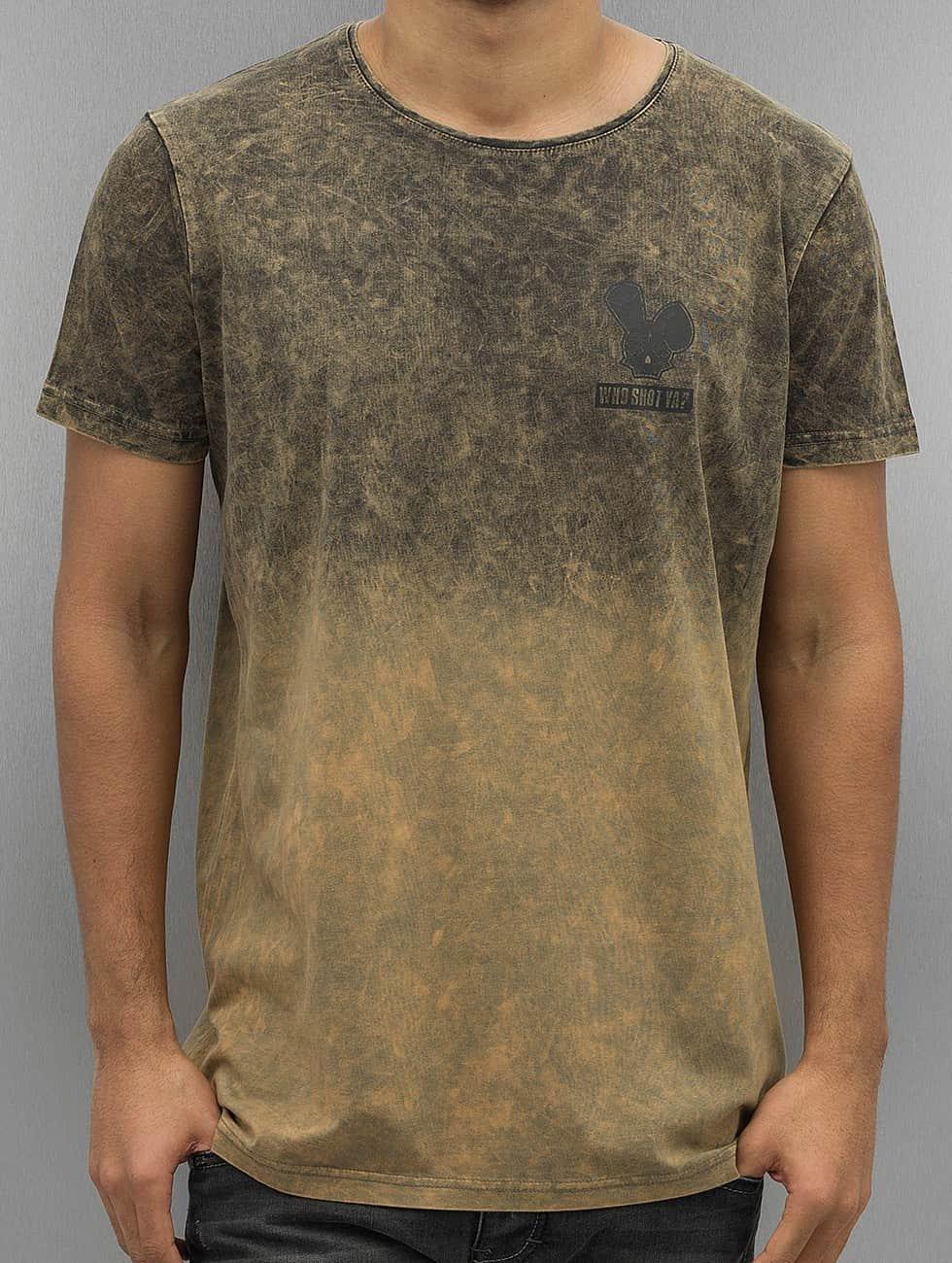 Who Shot Ya? T-shirts Berlin brun