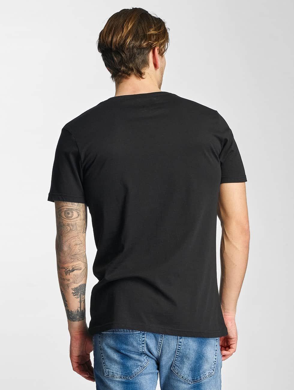 Wu-Tang T-skjorter Method Man svart
