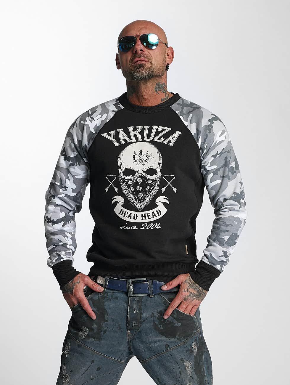Yakuza Swetry Dead Head moro