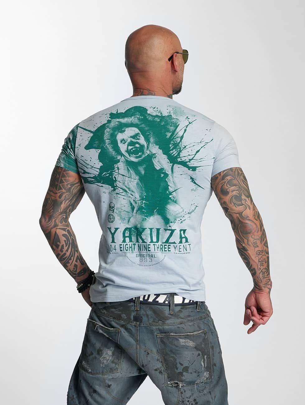 Yakuza T-Shirt Yent grau