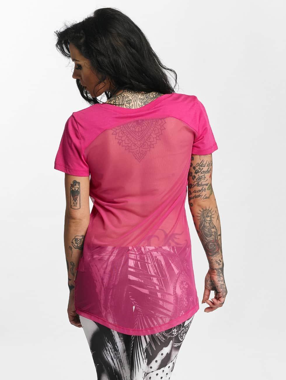 Yakuza T-skjorter All Thats Left Limid lyserosa