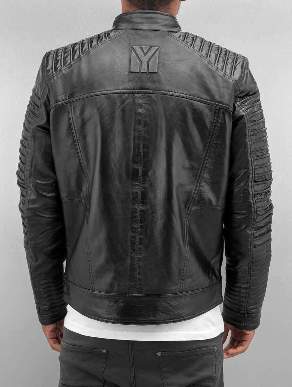 Yezz Демисезонная куртка Akrotiri черный