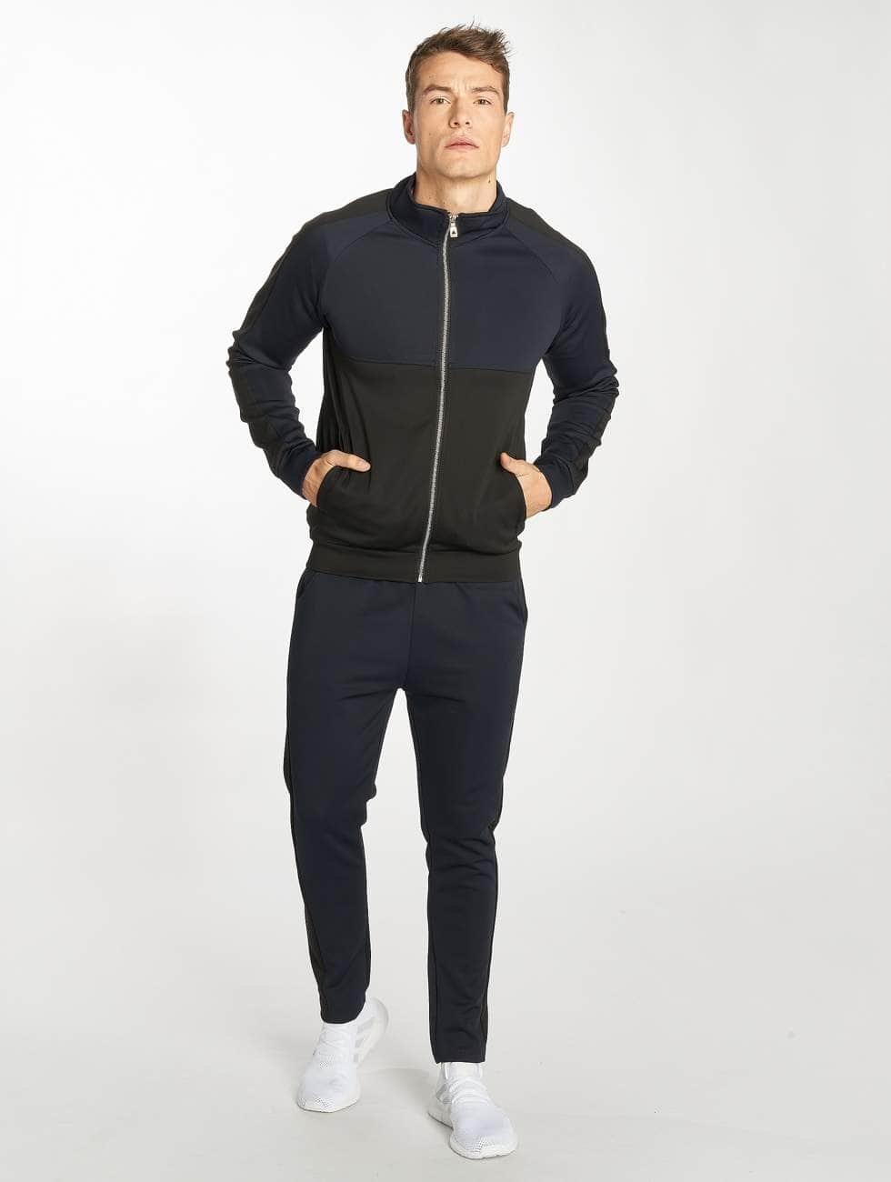 Zayne Paris Joggingsæt Two-Tone blå