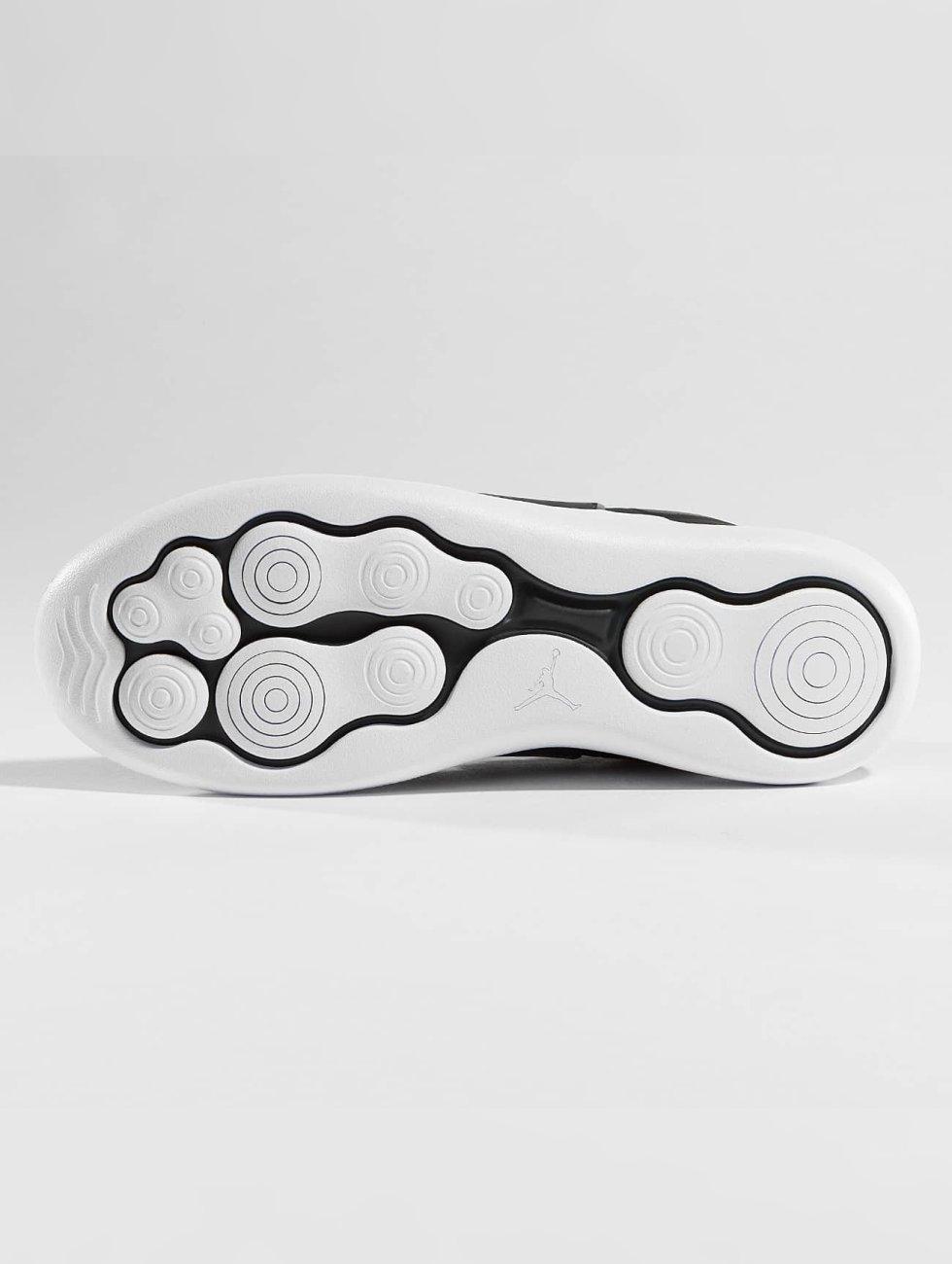 Jordan Scarpa / Sneaker Formazione Lunare Di Ghiaia In Nero 407 109 FSAIWZLn