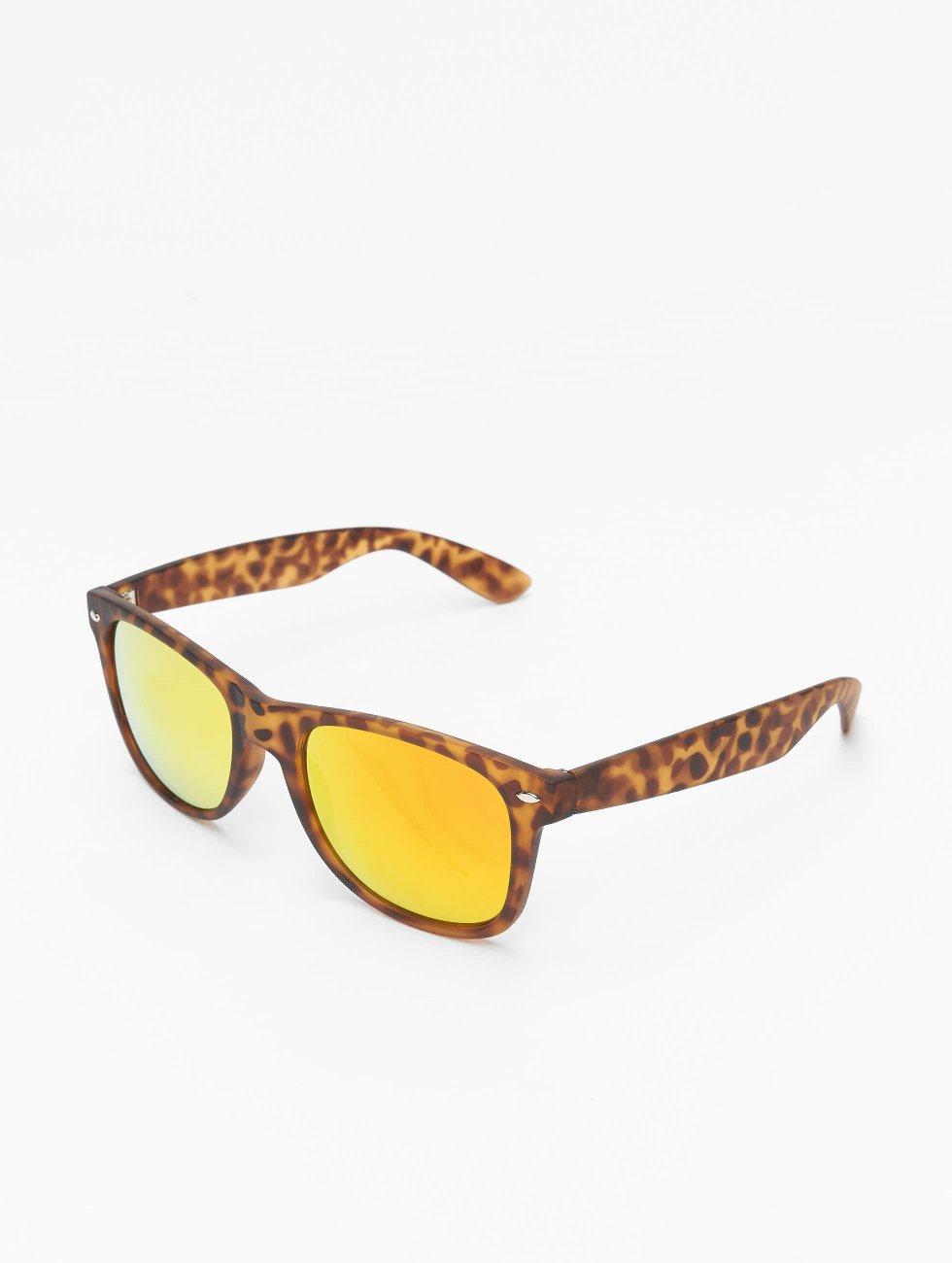 MSTRDS Очки Likoma Mirror коричневый