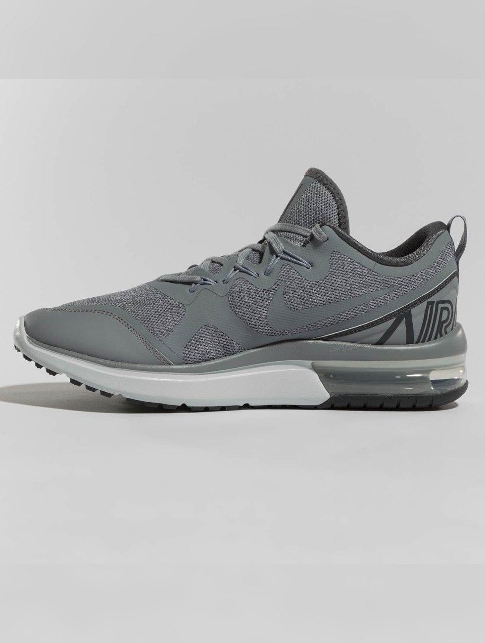 Nike Scarpe Prestazioni / Sneaker Air Max Furia Grigio 470 933 nkk8N