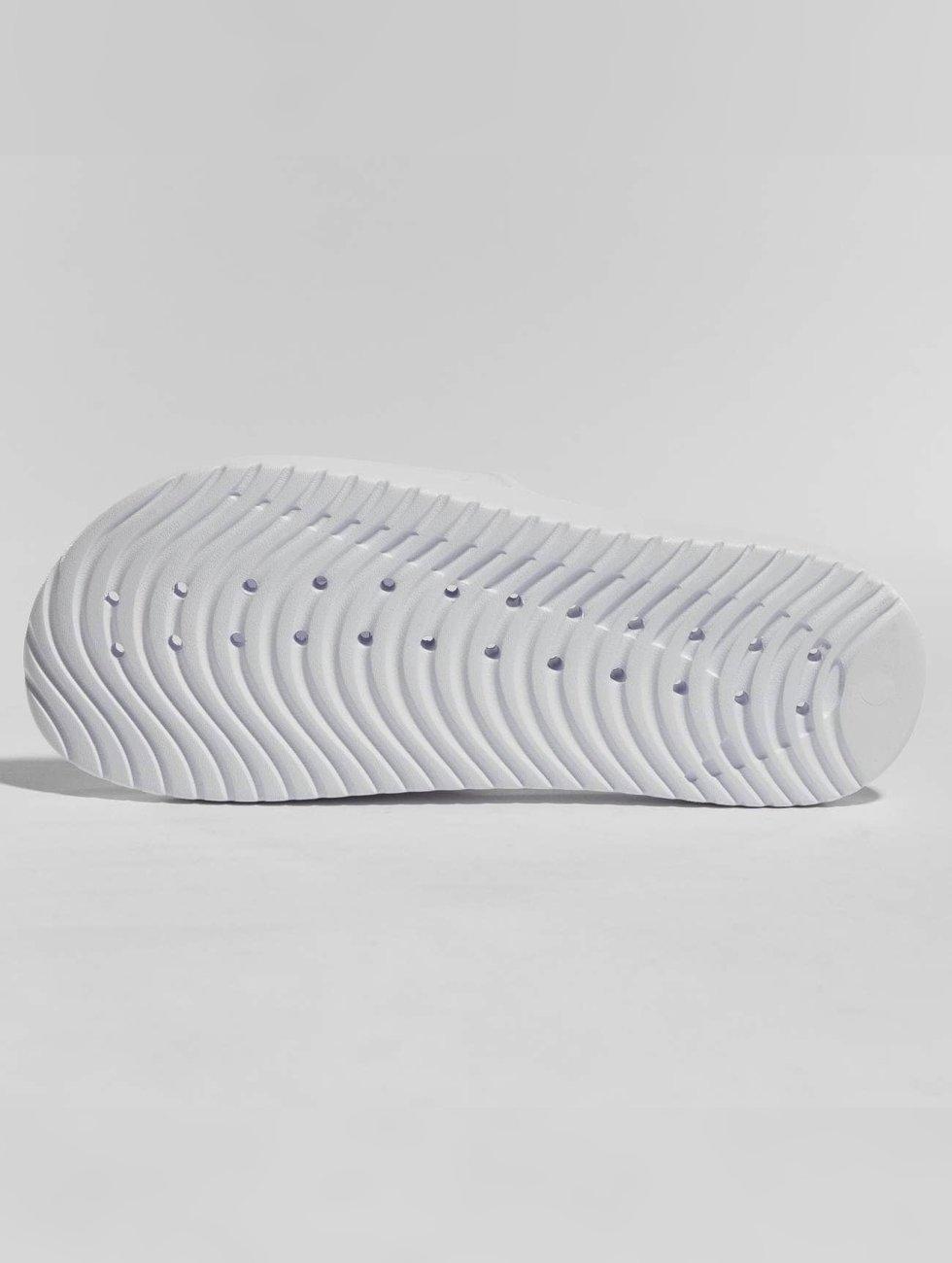 Nike schoen / Slipper/Sandaal Kawa Shower Slide in wit 422210 Nieuwste Goedkope Online Goedkope Levering Goedkope Koop Footlocker Finish Goedkoopste Goedkope Prijs Goedkope Koop Winkel aSqdBBo