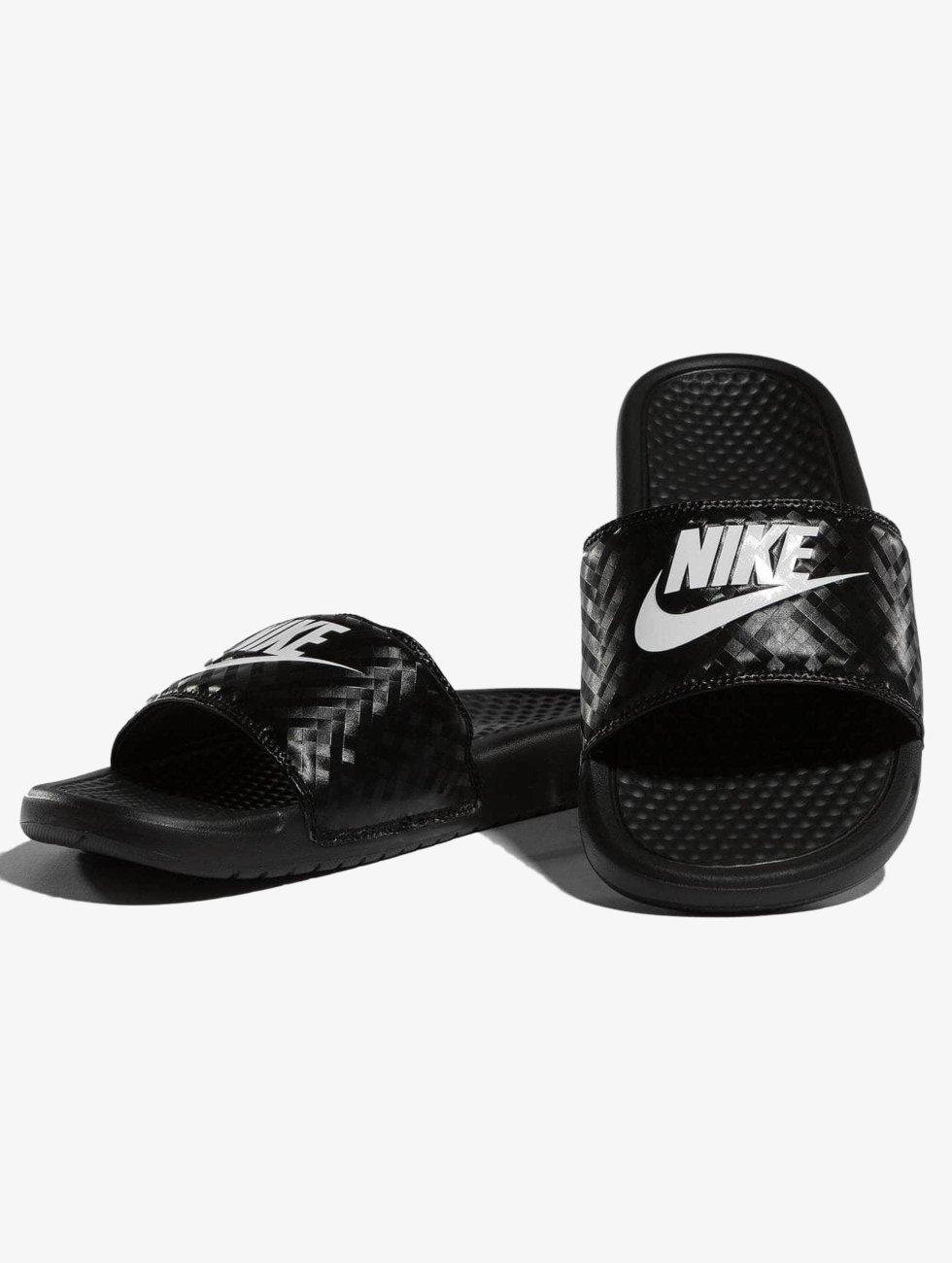 Scarpa Nike / Pantofola / Sandalo Benassi Jdi Nero 443 082 uHjYGPvH
