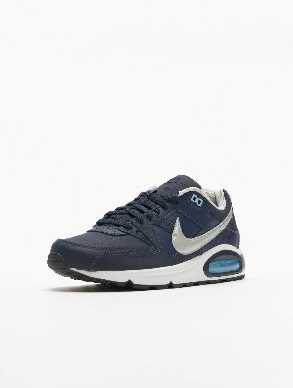 Comando Air Max Pattino / Sneaker Nike In Blu 443 819 tmB1S9Ur