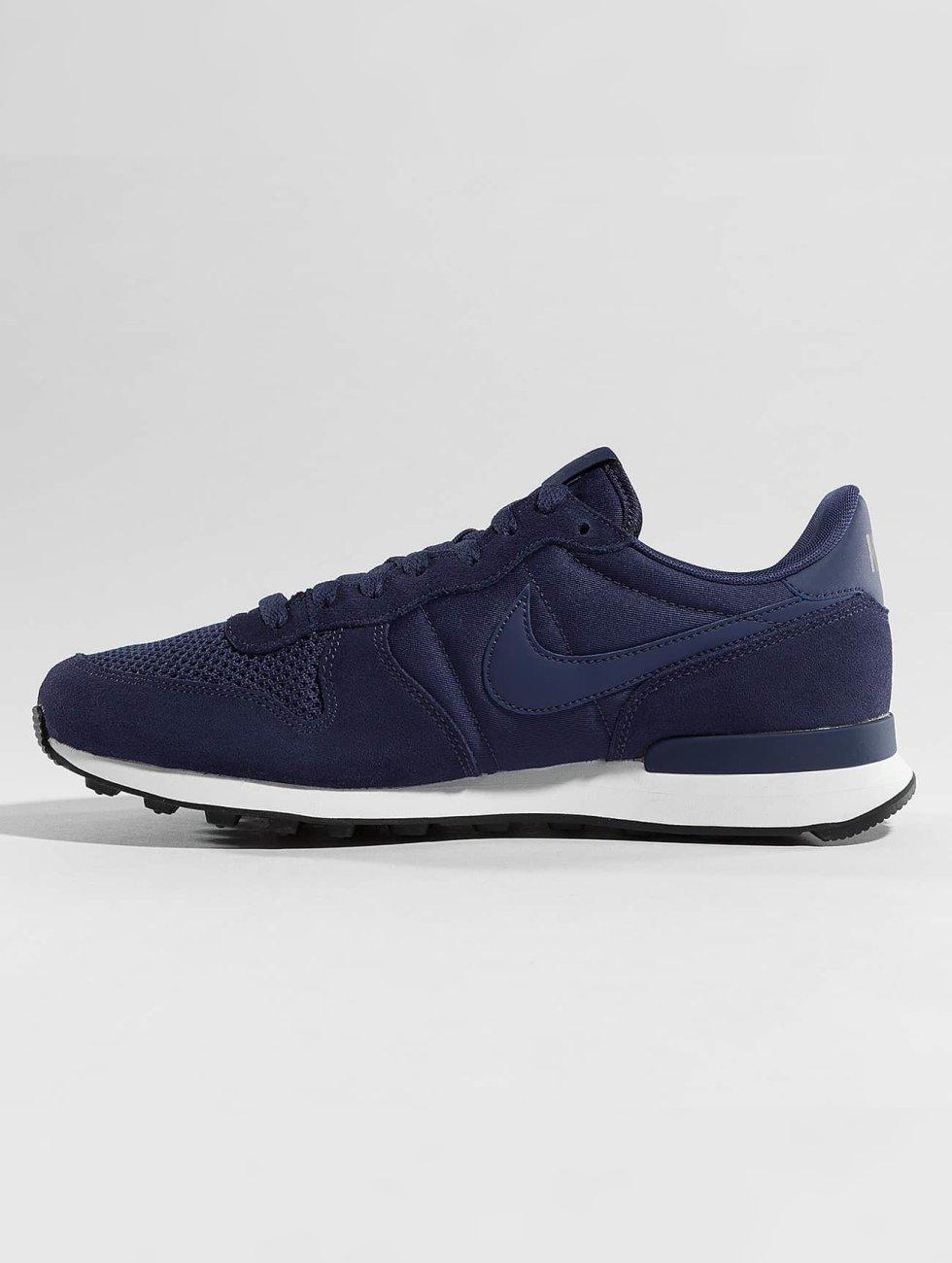Nike Schoen / Internationaliste De Chaussure En Indigo 422582 Fiable À Vendre zblmry0kua