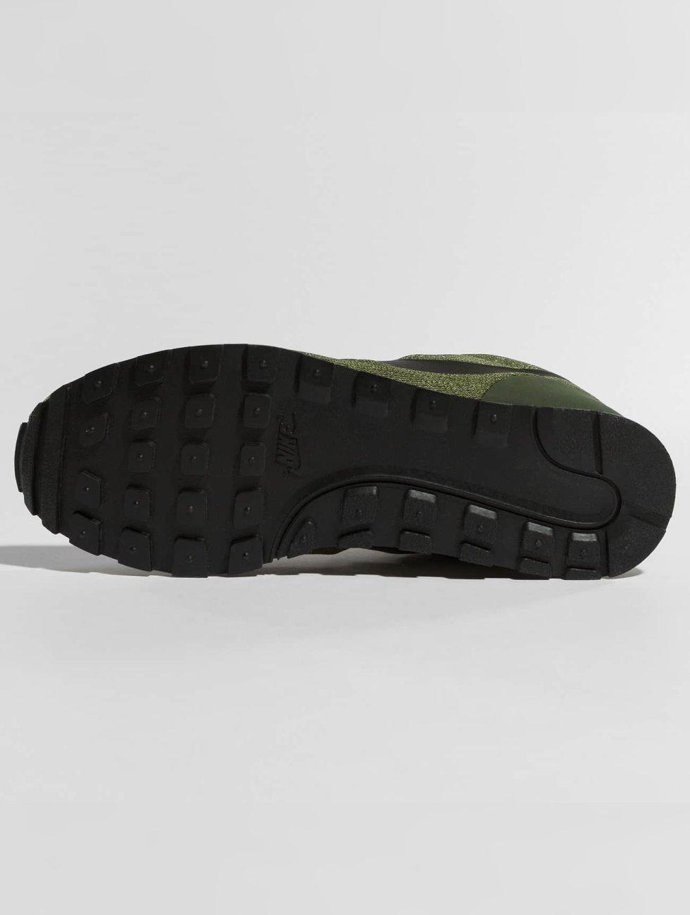 Footlocker Foto's Online Te Koop Nike schoen / sneaker MD Runner II ENG Mesh in khaki 422909 Beste Verkoop Online Te Koop 1nNA1NOgMd