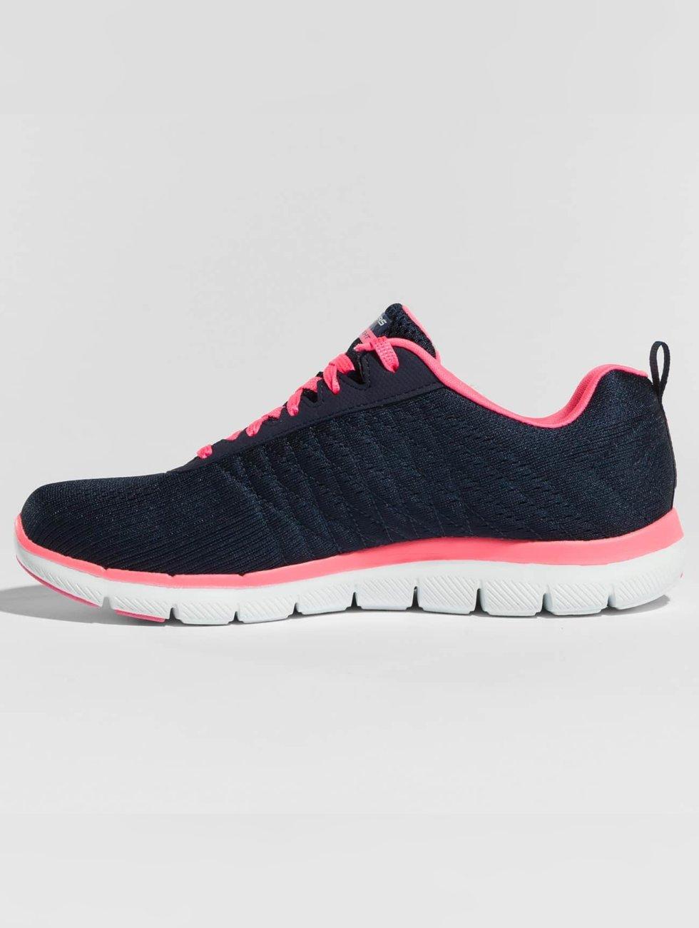 Skechers Scarpa / Sneaker Rompere Appello Flex Libero In Blu 2.0 461 502 EaZ4QrIm