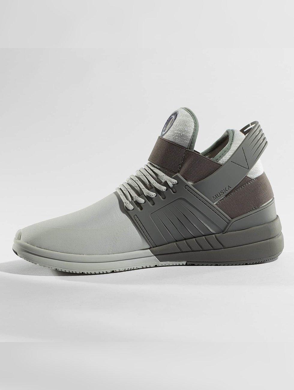 Supra Pattino / Sneaker Skytop V In Grigio 395.087 egMipiF