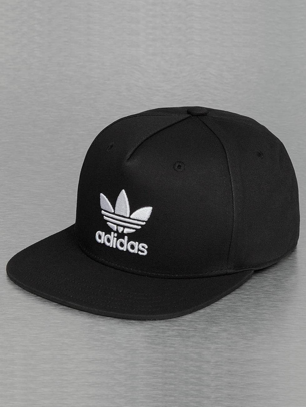 adidas originals Snapback Cap Trefoil black