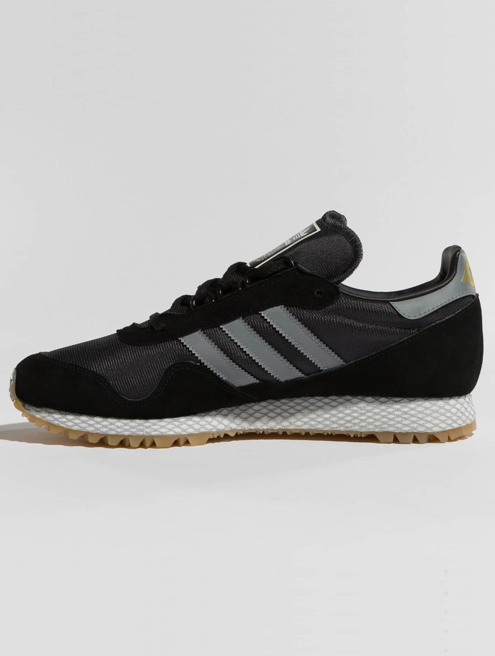 Adidas Originals Sko / Sneaker Ny Yorck Sort 478799 Betale Med Visa Billig Pris Sneakernews For Salg Klaring Topp Kvalitet OGeWF