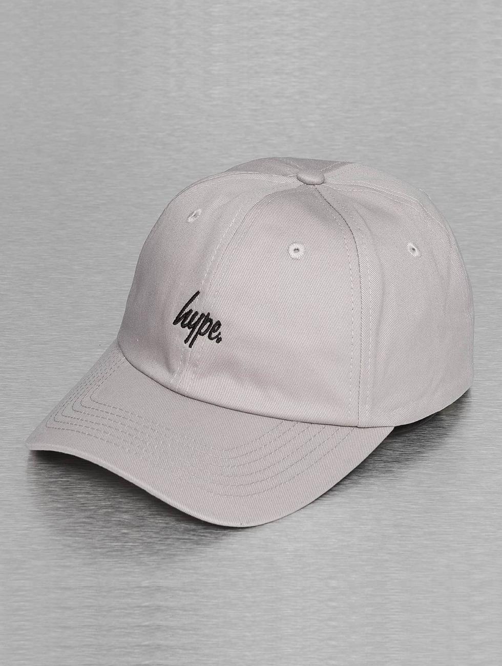 HYPE Snapback Cap Script Dat grau