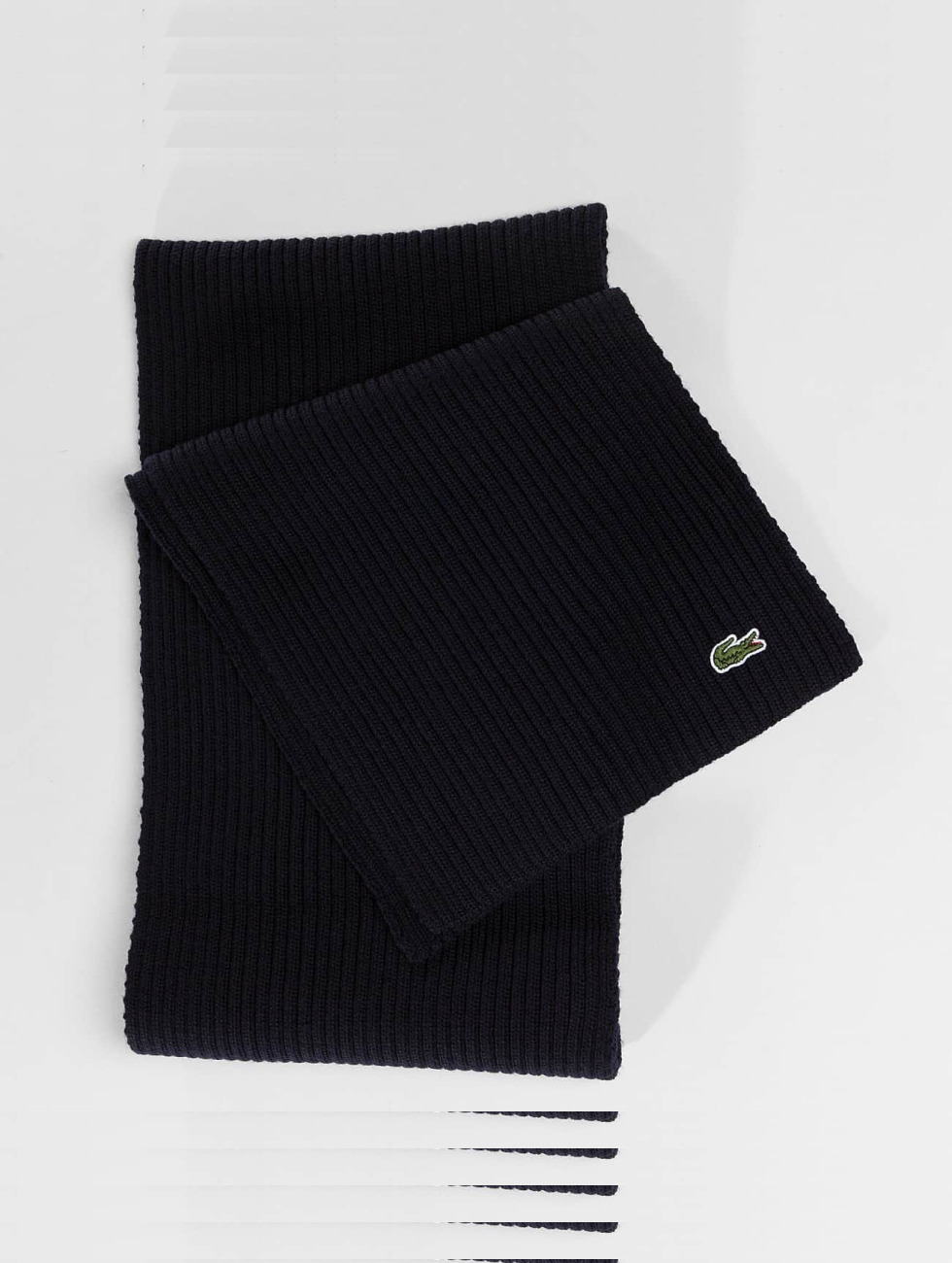Lacoste Chal / pañuelo Knitted azul