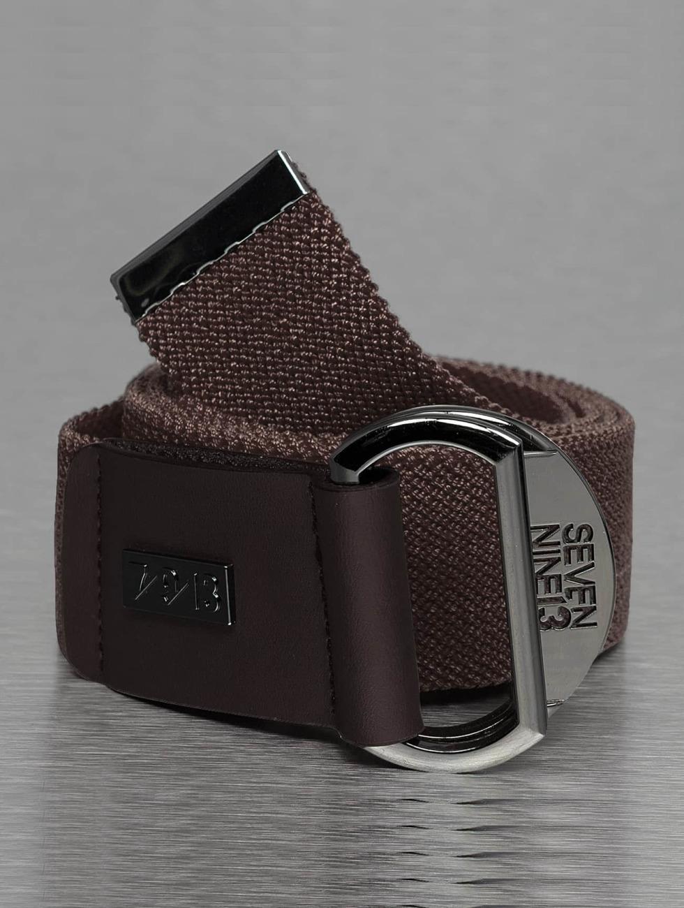 Seven Nine 13 Belt Looper Stretch brown
