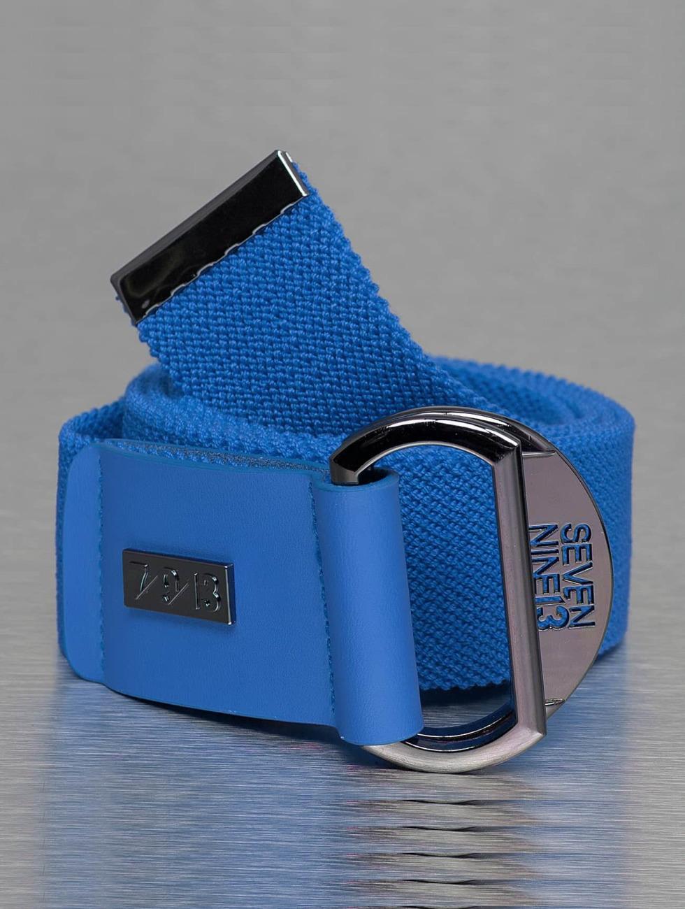Seven Nine 13 Opasky Looper Stretch modrá