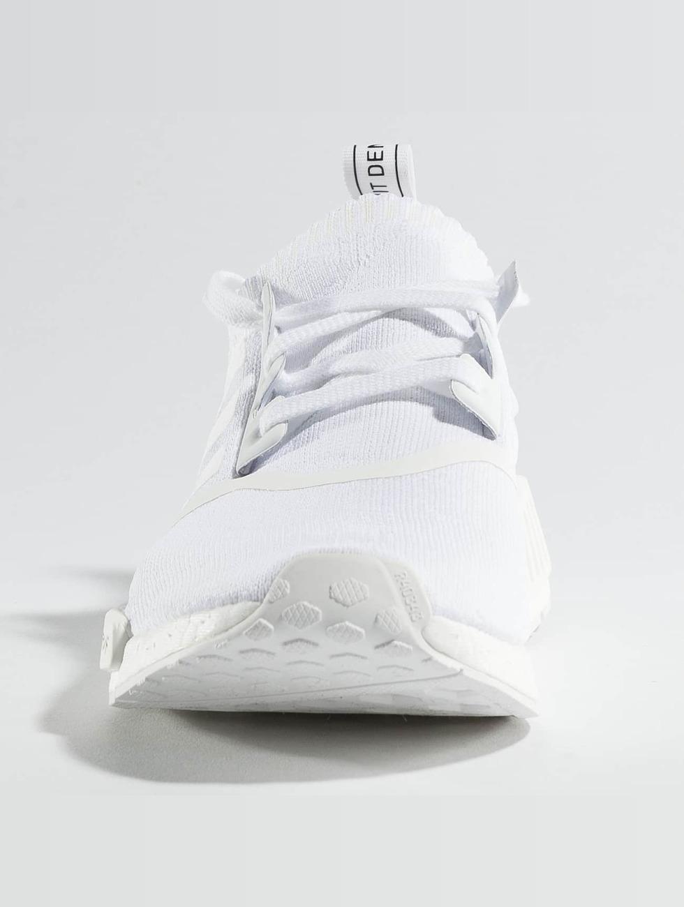 adidas originals Baskets NMD_R1 PK blanc