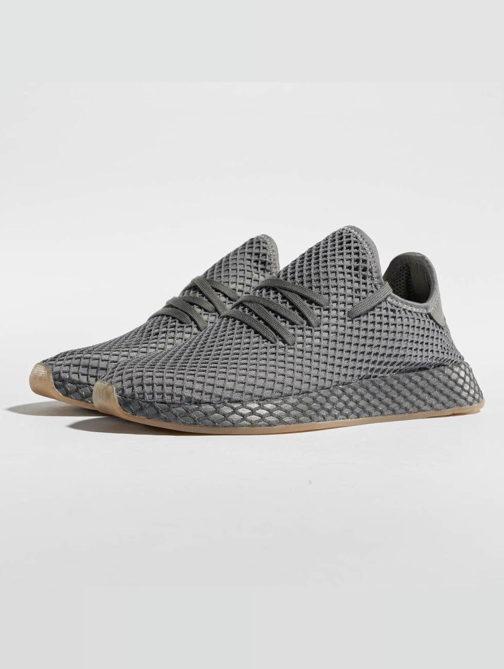 Adidas Originals Pattino / Sneaker Corridore Deerupt In Grigio 409 941 aTGnV9WVp