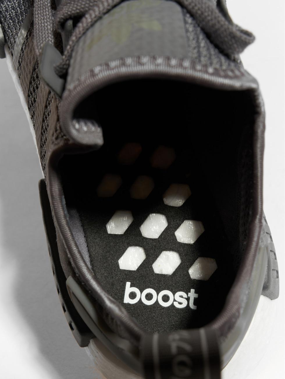 Adidas Originals Scarpa / Sneaker Nmd_r1 Grigio 498 523 ZWhxPm81