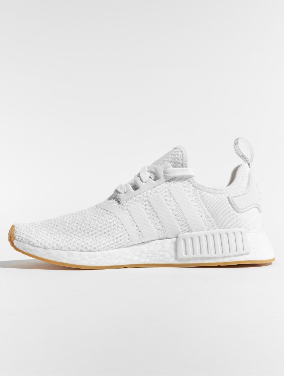 adidas originals schoen / sneaker Nmd_r1 in wit 498562 Goedkope Koop Uit Nederland 4P1FmKi