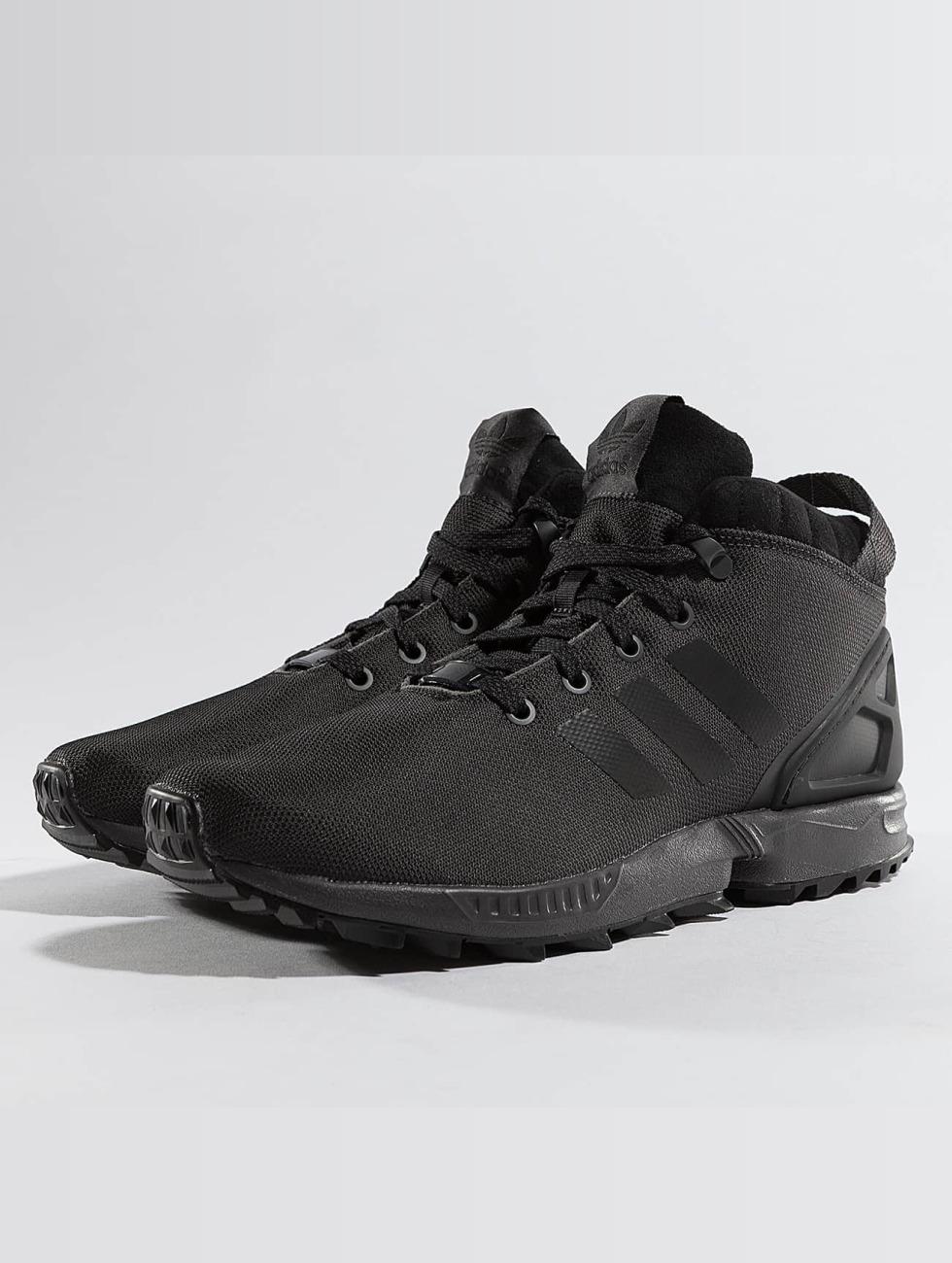 Klaring Laagste Prijs adidas originals schoen / sneaker ZX Flux 5/8 TR in zwart 358379 Goedkope Koop Officiele Site Websites Online Te Koop tYq5s