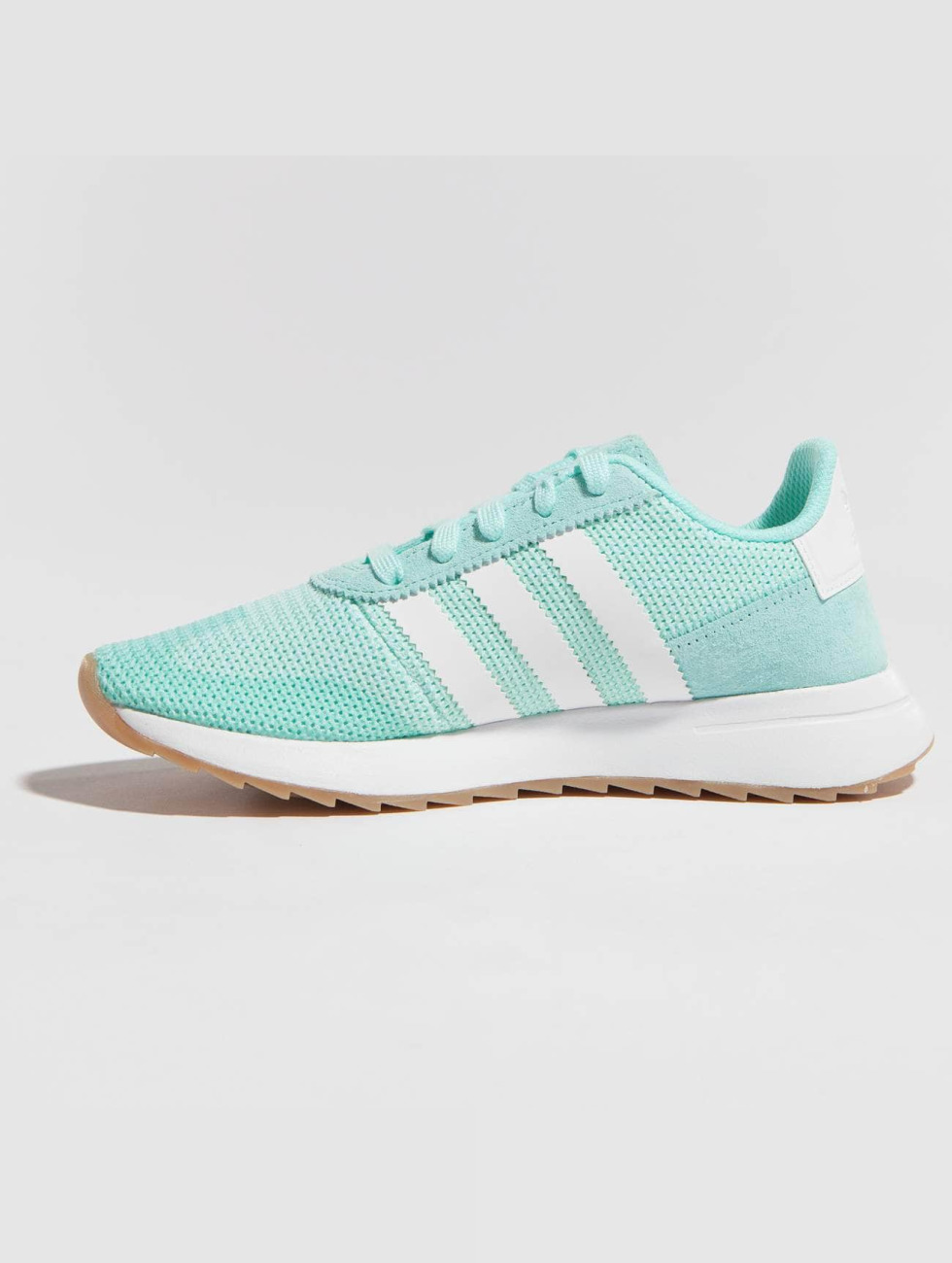 adidas originals Sneakers Flashback Runner turkis