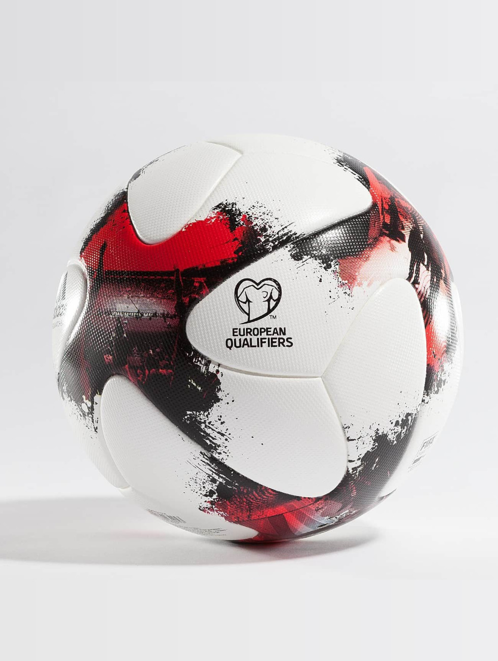 adidas Performance Lopty European Qualifiers Offical Match Ball biela