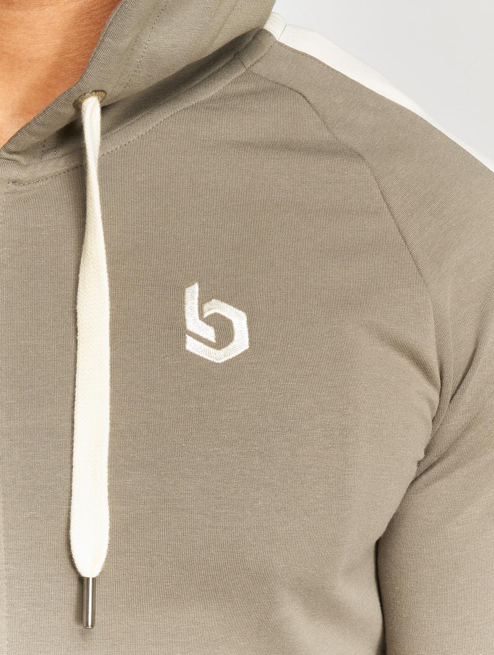 Beyond Limits Sweatvest Foundation khaki