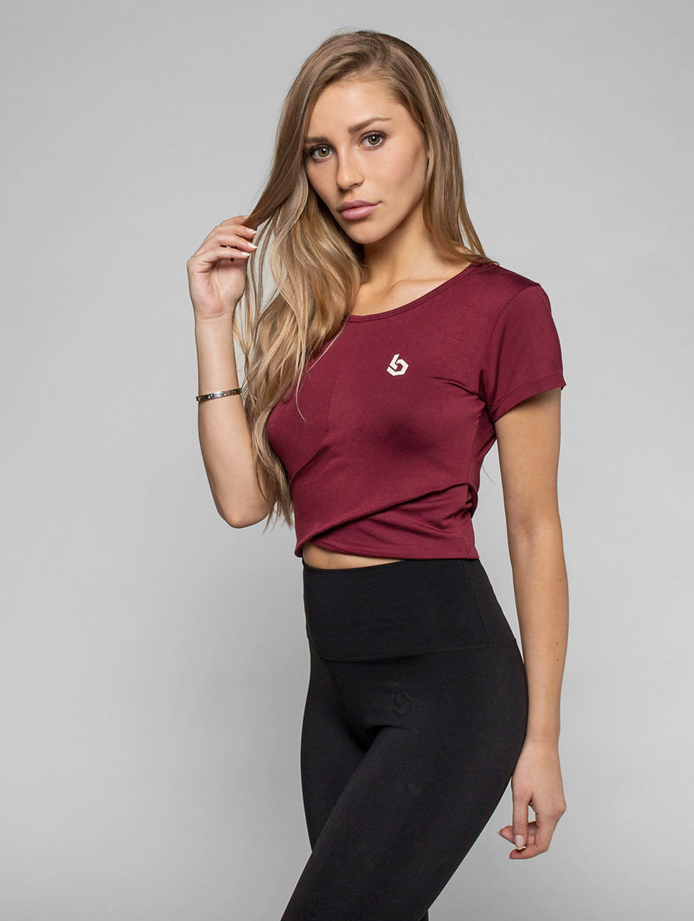 Beyond Limits t-shirt Bonded rood