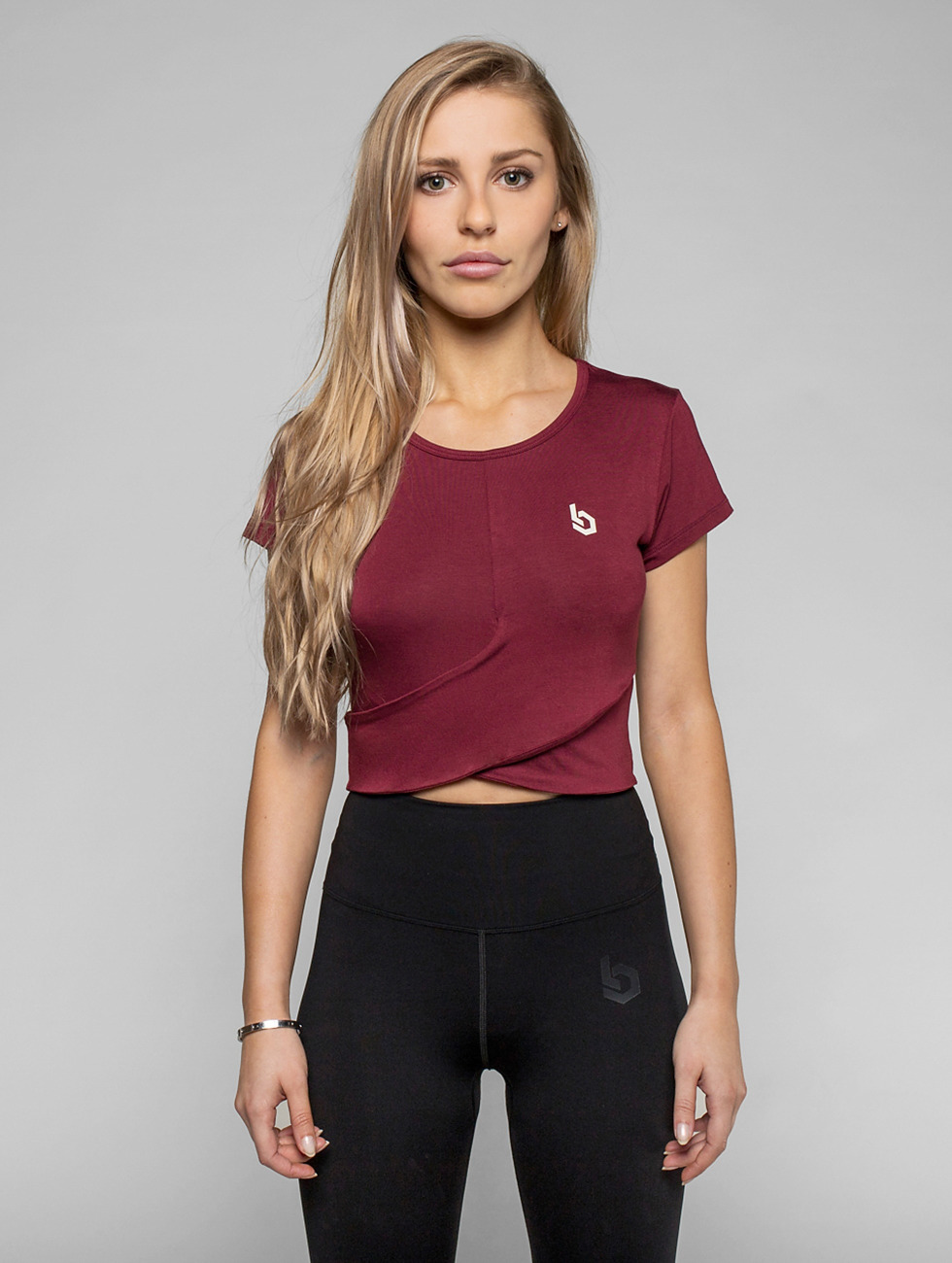 Beyond Limits T-Shirt Bonded rouge