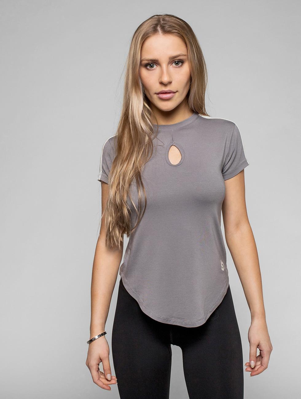 Beyond Limits T-skjorter Statement grå