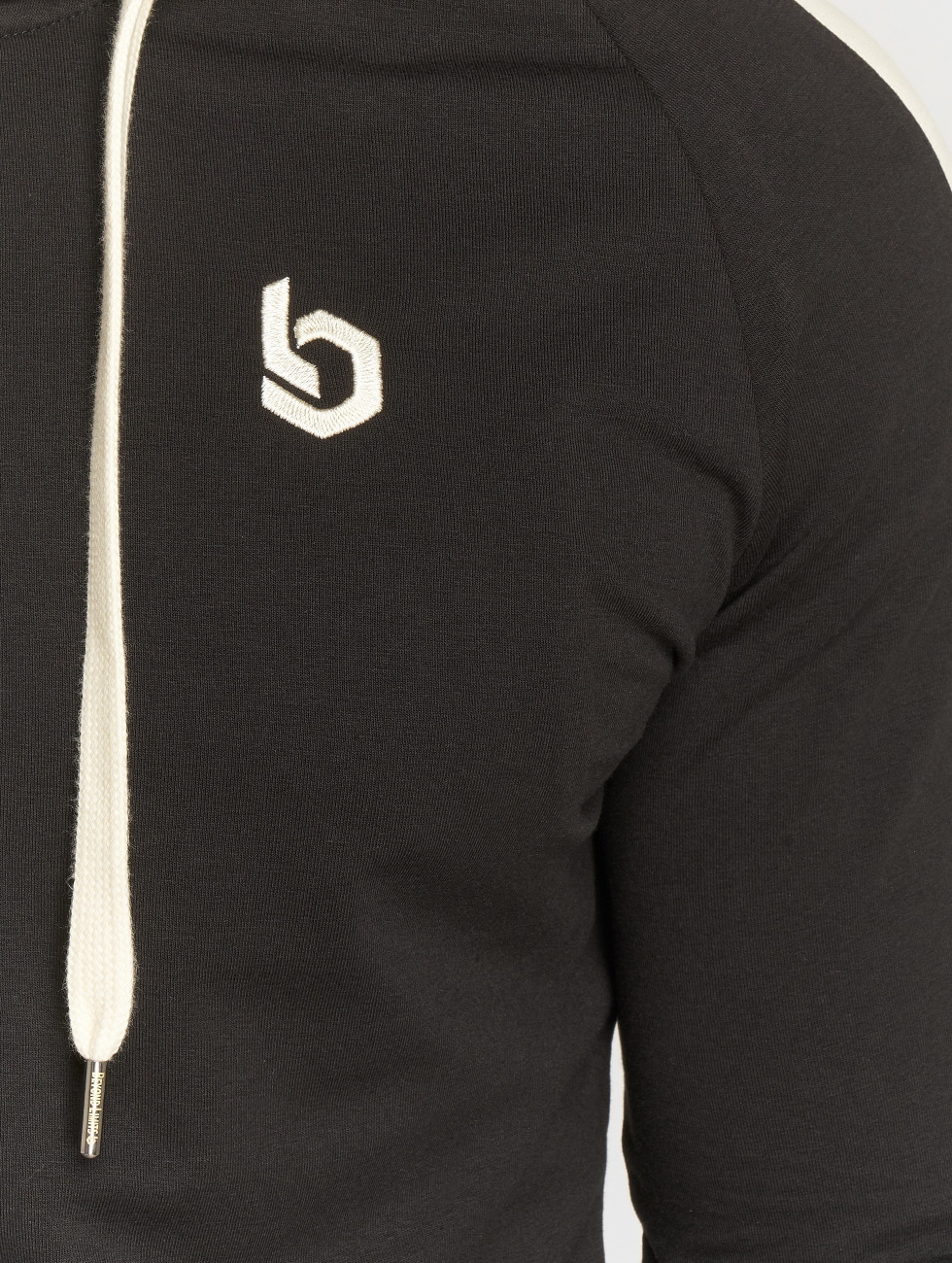 Beyond Limits Zip Hoodie Foundation čern