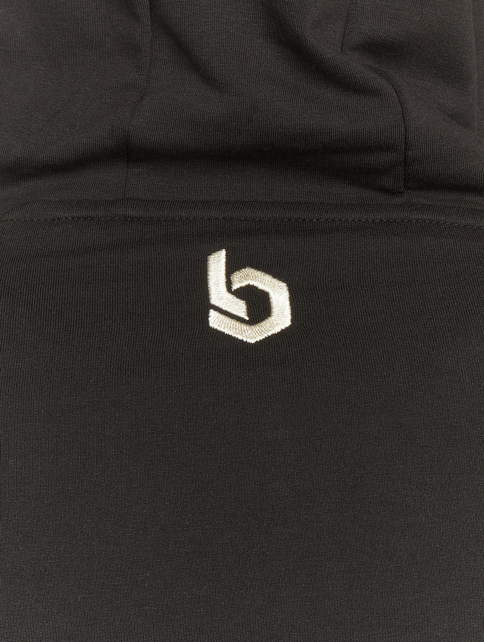 Beyond Limits Zip Hoodie Foundation schwarz