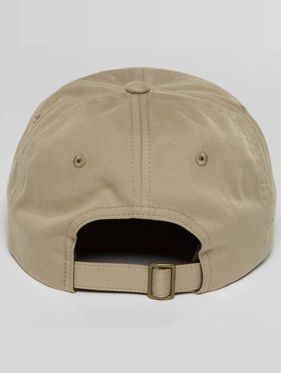 Brixton Snapback Caps Wheeler Mp khaki
