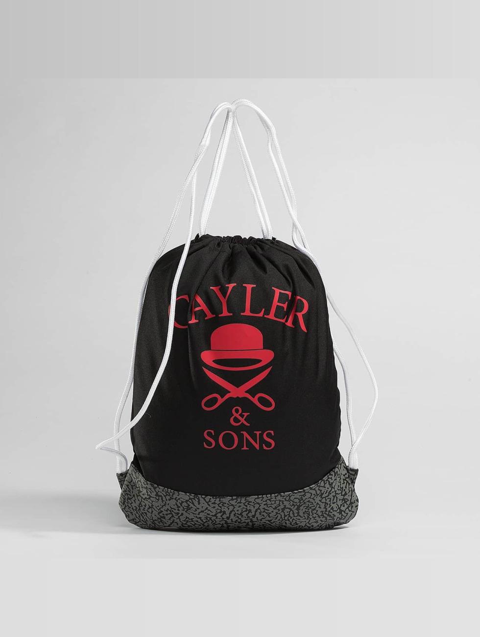 Cayler & Sons Sacchetto WL Siggi Sports nero