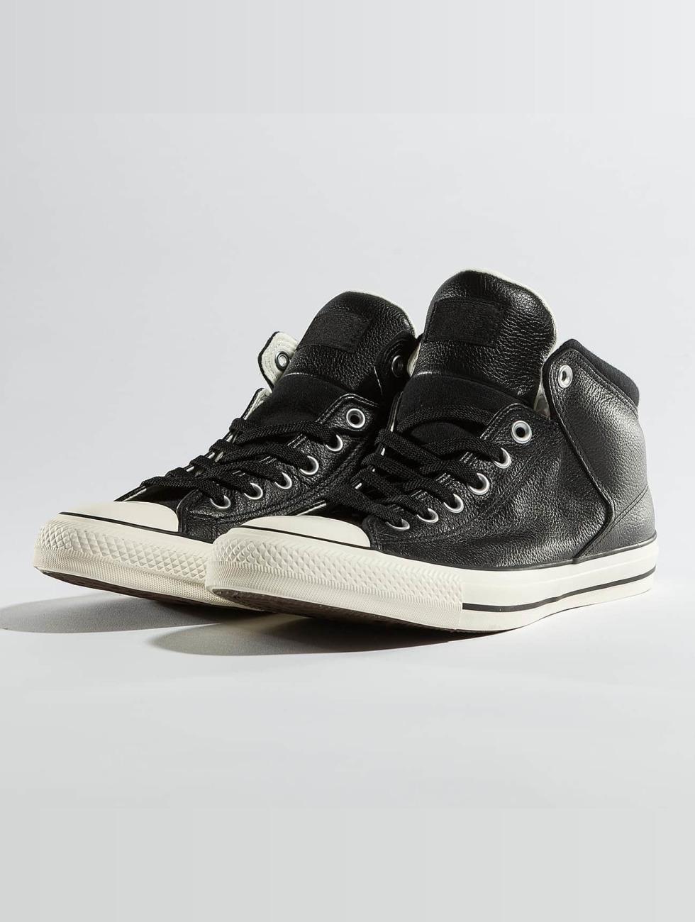 Converse Baskets Chuck Taylor All Star High Street noir
