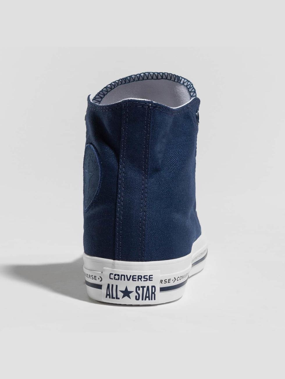 Converse Sko / Sneaker Chuck Taylor All Star Hi I Blått 413 818 Billig Salg Lav Pris Utløp Real JKYTJEk