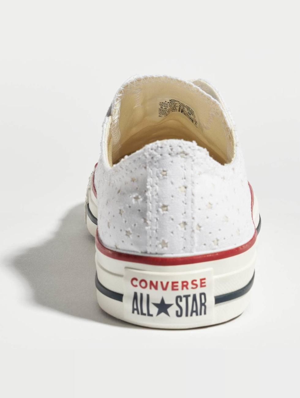 Converse Pattino / Sneaker Cta Bue In Bianco 441 877 gbDyG