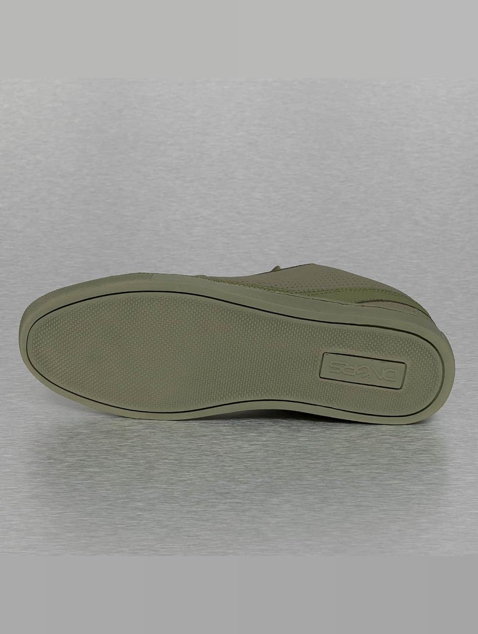 Chaussure Dngrs Dangereux / Sneaker Perforé Olive 299 785 Nouvelle Arrivee ijVUzqxx