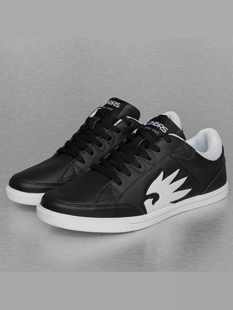 Chaussure De Dngrs Dangereux / Logo Sneaker En Noir Ii 299804 De Prix Pas Cher France DFmUwwT