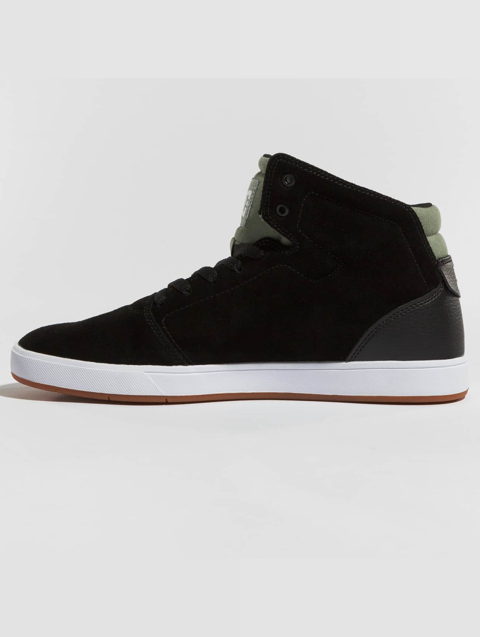 Dc Scarpa / Crisi Sneaker In Nero 421070 m5x7GkCJk