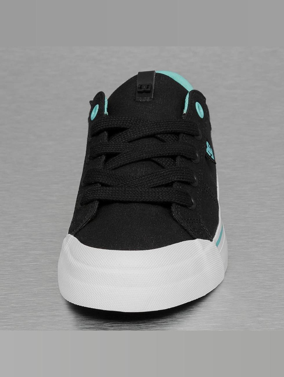 DC Sneakers Danni TX èierna